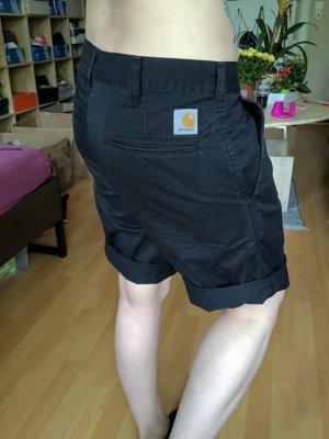 Schwarze Carhartt Shorts M