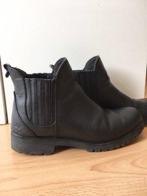 Timberland Chelsea Boot noir cuir