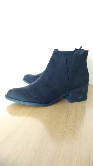 H&M Divided Chelsea laarzen zwart