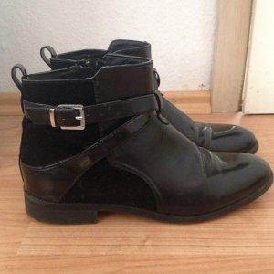 Schwarze Chelsea Boots von H&M