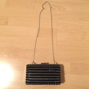 Schwarze Clutch von Zara