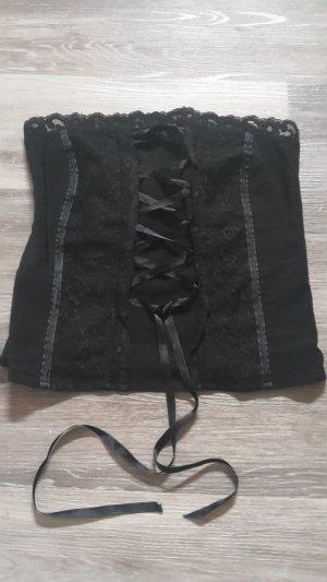 Corsage noir