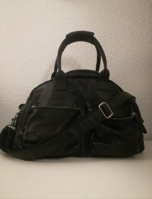 Cowboysbag Bolso barrel negro