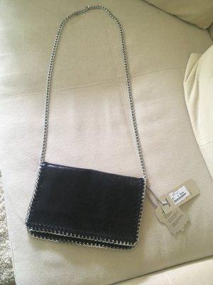 Schwarze Cross-Body Tasche im style von Stella McCartney