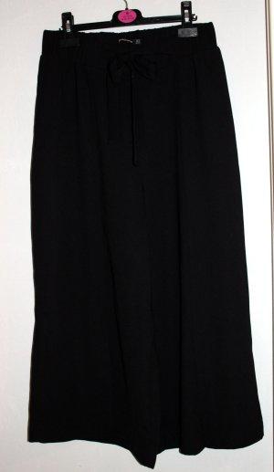 Stradivarius Pantalone culotte nero