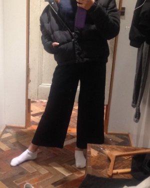 Urban Outfitters Pantalone culotte nero
