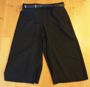 esprit collection Pantalone culotte nero Poliestere