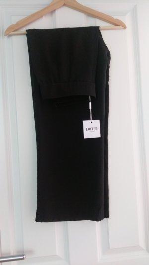 Edited Pantalone culotte nero