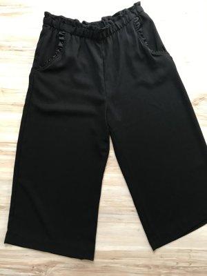 Schwarze Culottes