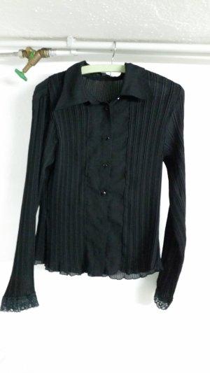 Schwarze damen Bluse