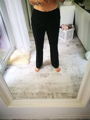 Schwarze Damen Hose..