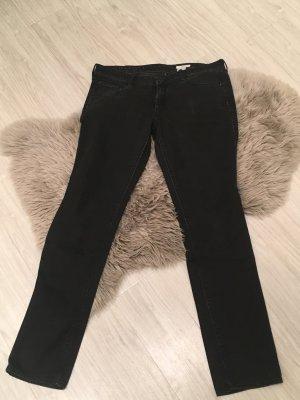 Schwarze Damen Jeans