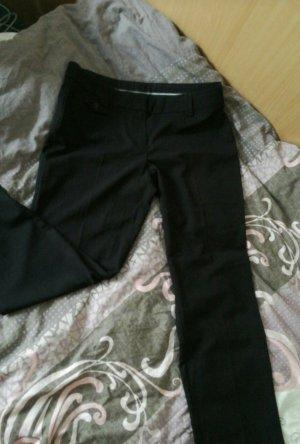 schwarze Damenhose