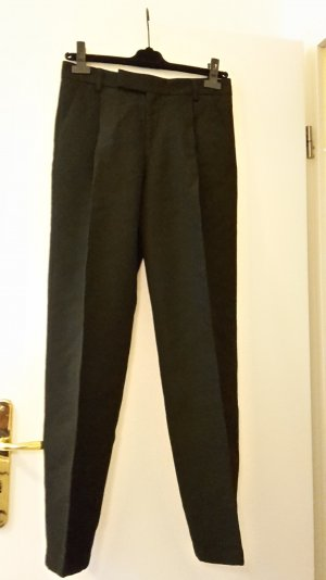 Schwarze Damenhose (Cotton cropped trousers) &Other Stories Größe 36