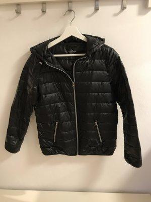 Tom Tailor Denim Down Jacket black