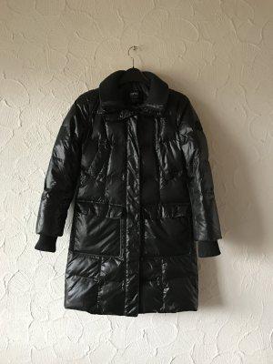 Schwarze Dicke Jacke von Esprit