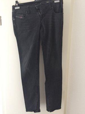 Schwarze DIESEL Jeans