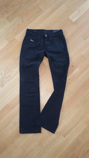 Schwarze Diesel Jeans Doozy W27 L32