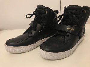 Schwarze Diesel Sneaker