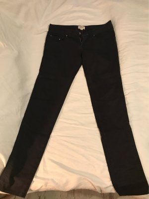 Diesel Low Rise Jeans black