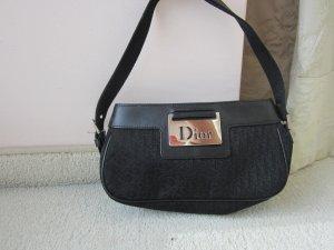 Dior Bolso tipo pochette negro