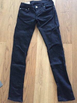 Schwarze Dondup Jeans in Größe 28