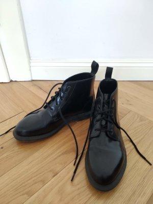 Dr. Martens Bottines à lacets noir cuir