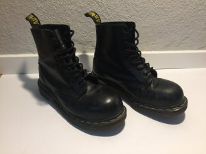 Schwarze Dr. Martens Boots - Klassiker