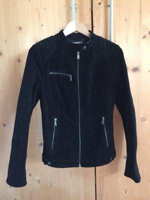 Orsay Leather Jacket black