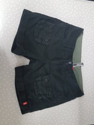 schwarze edc Shorts