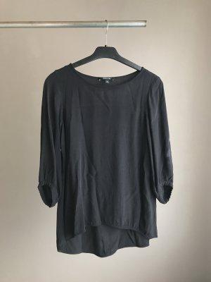 Schwarze Edle Bluse von Comma