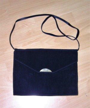 Bandolera negro fibra textil