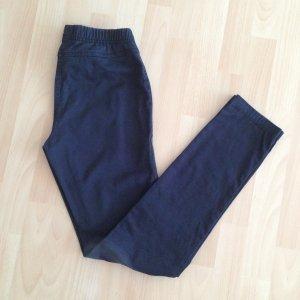 Only Pantalon en jersey noir