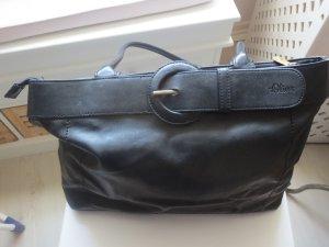 schwarze elegante Tasche von S. Oliver