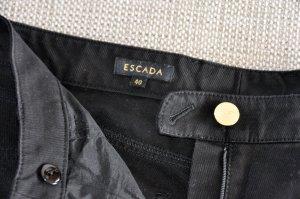 Schwarze Escada Jeans Gr 40