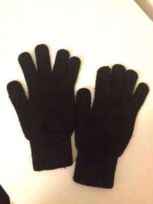 Schwarze Fingerhandschuhe von H&M