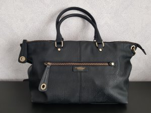Fiorelli Shopper black-gold-colored imitation leather