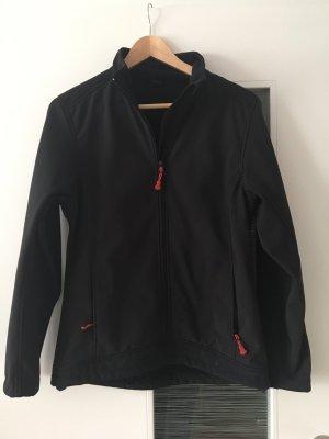 Schwarze Fleece-Jacke, Marke Northland