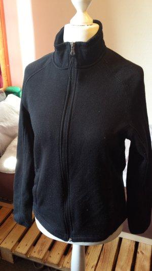 Crane Fleece Jackets black