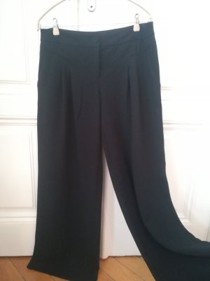 Monsoon Marlene Trousers black mixture fibre