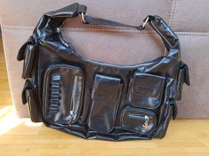 Schwarze Friis&Company Handtasche