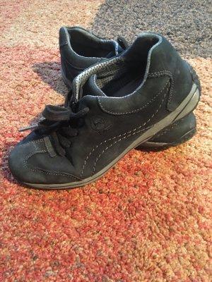 Schwarze Gabor Sneaker