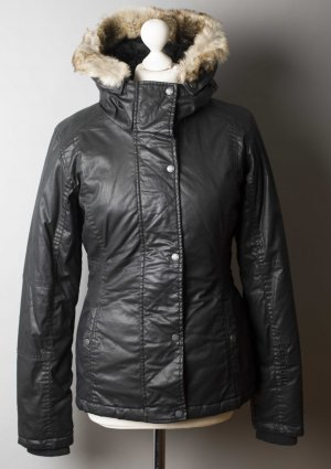 Bench Down Jacket black-anthracite