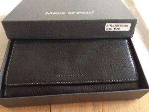 schwarze Geldbörse von Marc O Polo