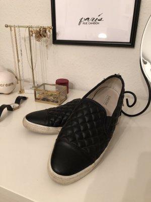 schwarze Geox Schuhe in 41