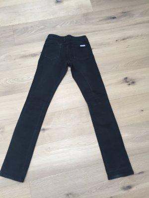 Schwarze gerade geschnittene Sass & Bide jeans 24
