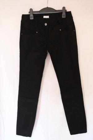 schwarze gerade Hose von Vero Moda