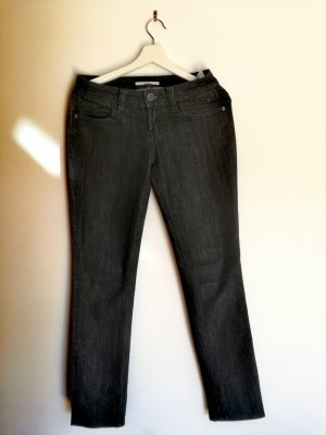 Schwarze-Glitzer Jeans