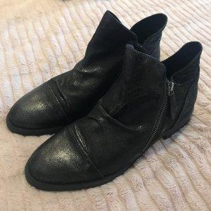 Bruno Premi Chelsea Boot noir cuir