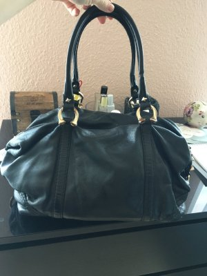 Gucci Carry Bag black leather